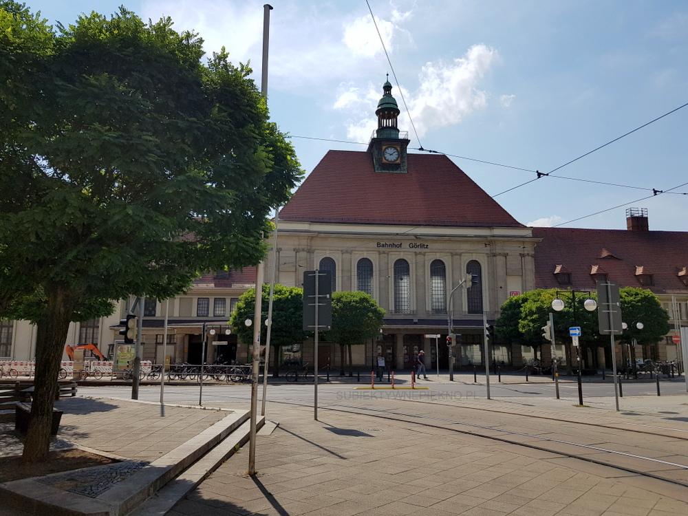 Co zobaczyć w Goerlitz? Dworze główny kolejowy