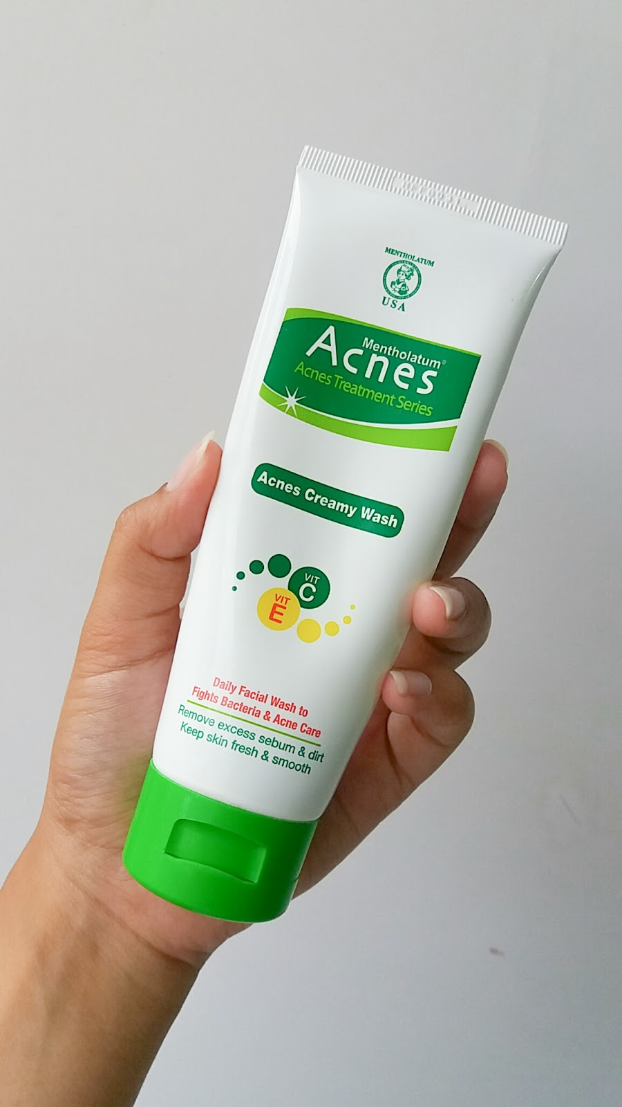 Rohto ACNES Brings in Mentho-Cool Pimple Defense Face Wash ...