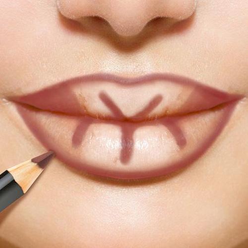 contouring de labios para agrandarlos sin cirugia