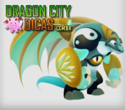 Dragão Yang - Informações