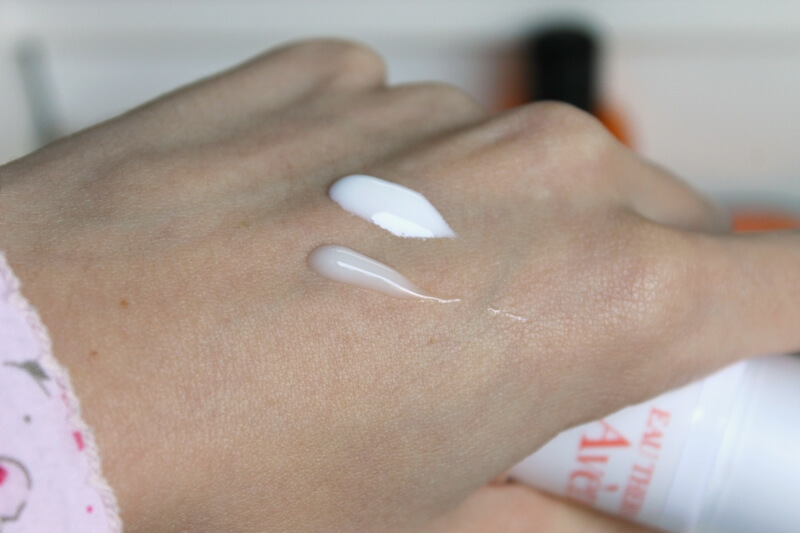 AVENE MATTIFYING FLUID review avene matirajući fluid recenzija vs murad oil control