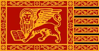 Le Chameau Bleu - Le drapeau de Venise
