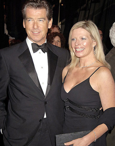 Chatter Busy: Pierce Brosnan Loses Daughter To Ovarian ... - photo#9
