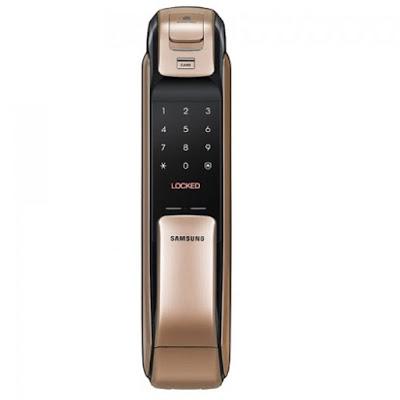 Những lý do tại sao nên mua Khóa cửa điện tử Samsung ?
