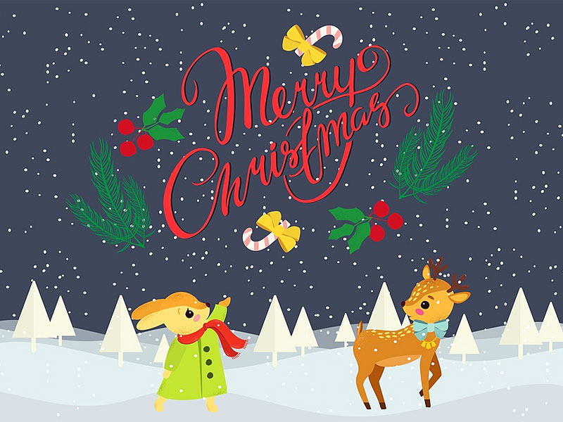 merry christmas HD images for friends, christmas wishes images