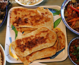 Yemeni Layered Flatbread