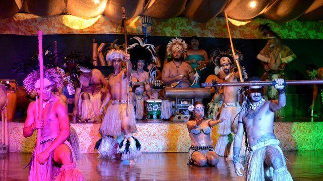 Show Vai Te Mihi na Ilha de Páscoa