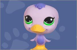 LPS Duck Figures