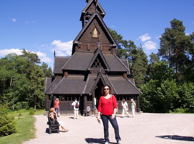 Qué hacer 36 horas Oslo Iglesia de Gol