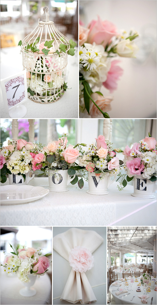 shabby chic wedding decor ideas tidebuy 7309