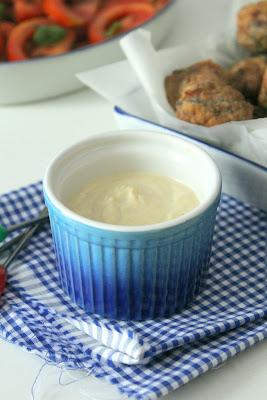 salsa di tahini
