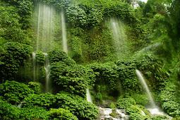 Alam Curug Benang Stokel, Lombok Utara