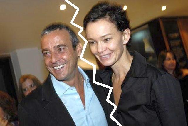 Alexandre Borges e Julia Lemmertz (Imagem: Reprodução/Internet)