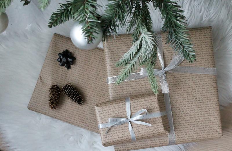 la dolce vita blogi yksinkertainen joulupaketointi