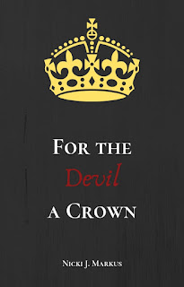 For the Devil a Crown Cover