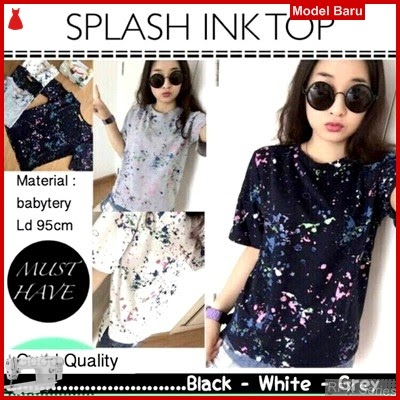 RFX035 MODEL SPLASH INK SPANDEX HALUS FIT L GOOD MURAH ONLINE