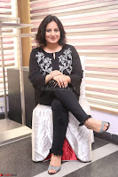 Cute Poja Gandhi in black dress at Dandupalyam 2 Movie press meet  ~  Exclusive 14.JPG