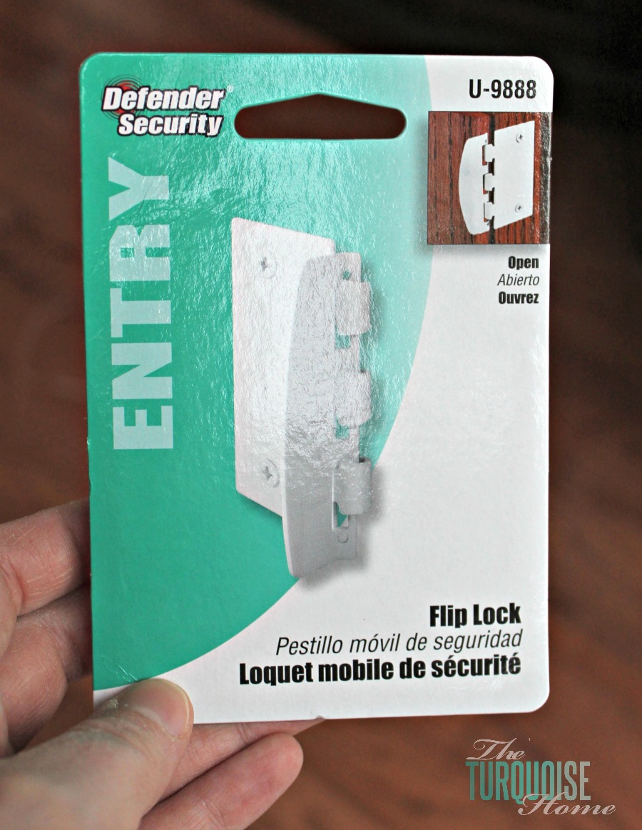 Toddler Safety Door Flip Locks The Turquoise Home
