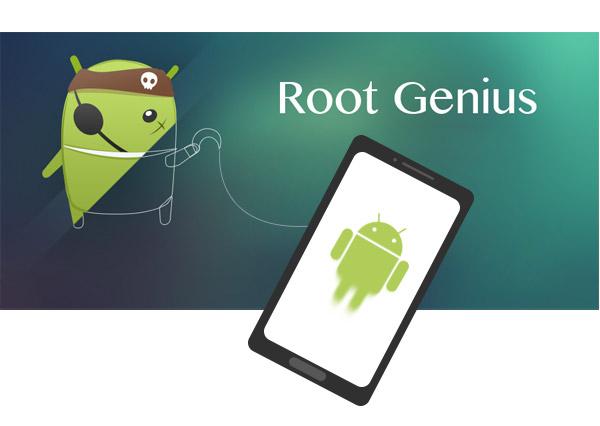 cara root android tanpa PC menggunakan aplikasi root genius