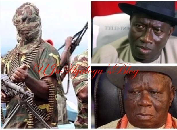 After keeping quiet when GEJ wasted Niger Delta's opportunity, you are now seeking relevance - MEND bashes Edwin Clark