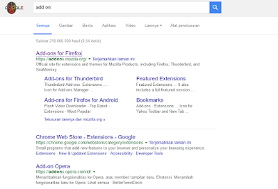 situs pengaya browser