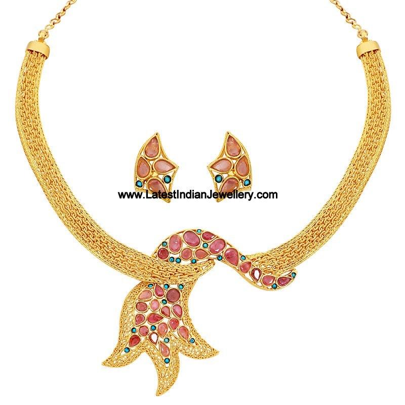 Single square diamond necklace