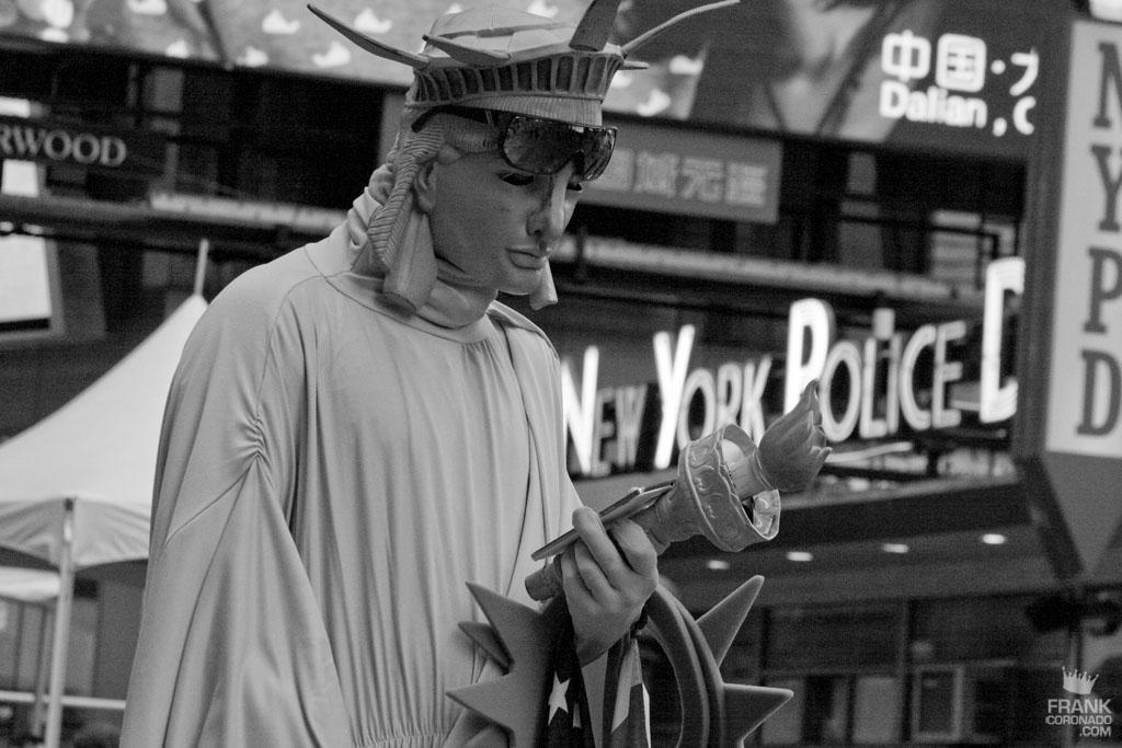fotografia urbana en la ciudad de nueva york