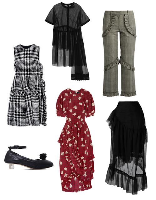 Simone Rocha's outfit