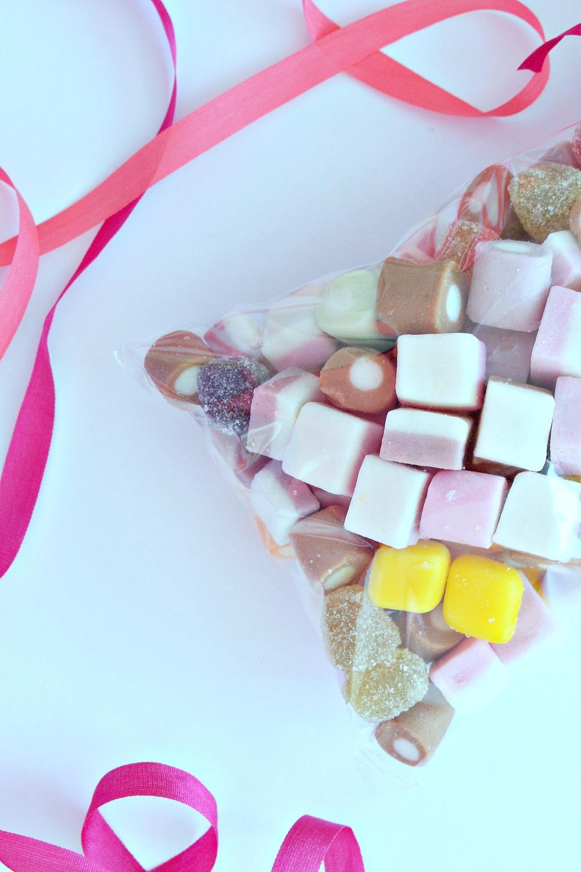 DIY Candy Treat Bag