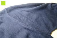 Ärmel: ARMEDANGELS Herren Strickpullover aus Bio-Baumwolle - Miko - blau GOTS