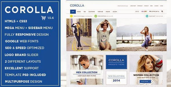 Best Responsive Multipurpose OpenCart Theme 2015