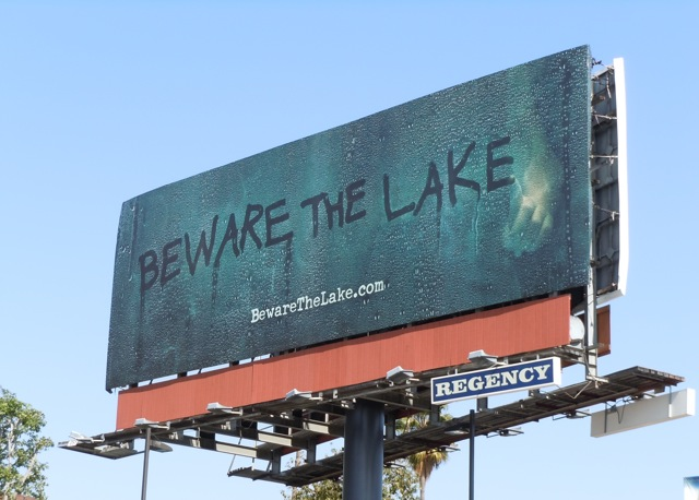 Bag of Bones teaser billboard