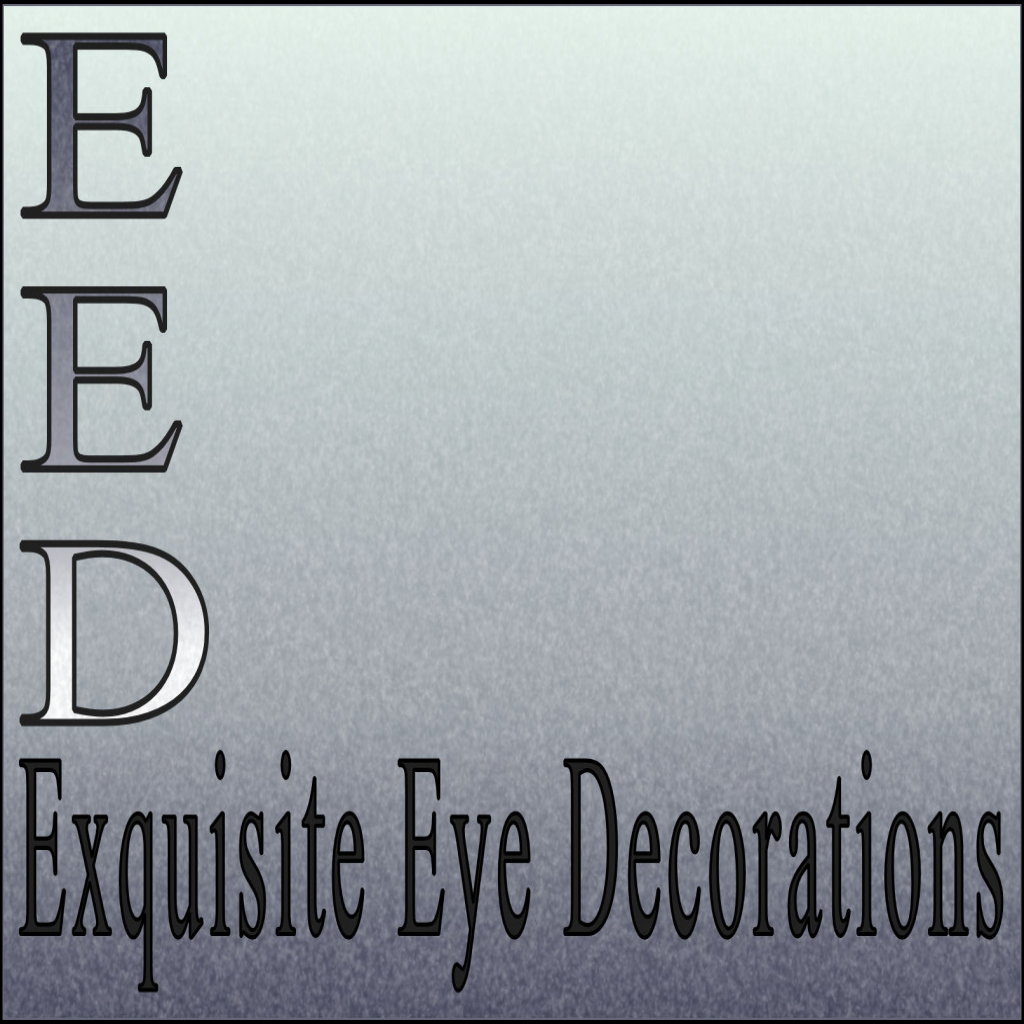 EED - EXQUISITE EYE DECORATIONS