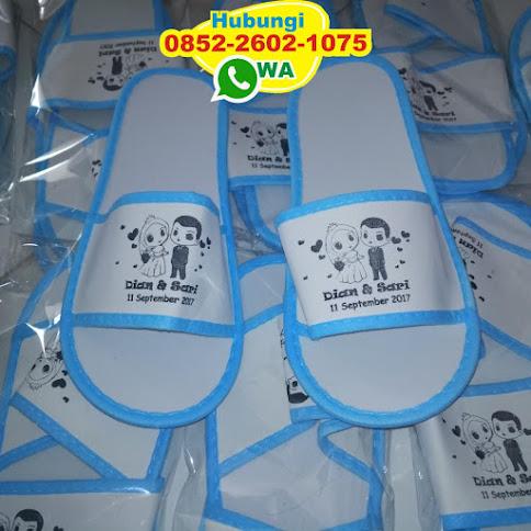 supplier sandal hotel murah yogyakarta reseller 49642