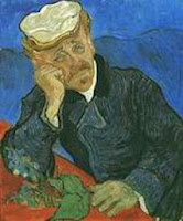 Винсент Ван Гог «Портрет доктора Гаше»