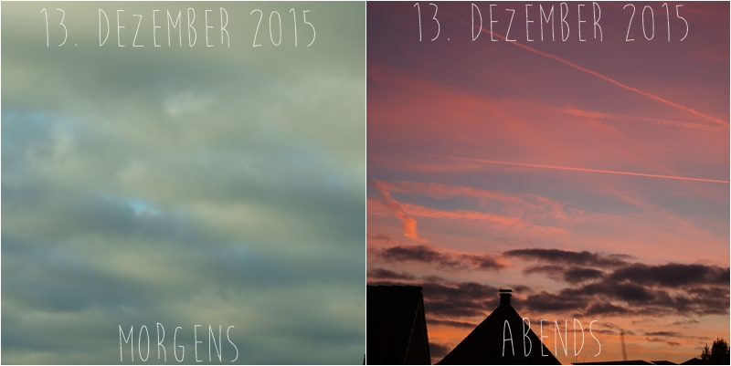 Blog + Fotografie by it's me! - Himmel am 13.12.2015