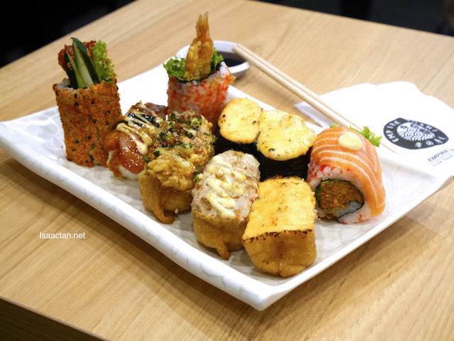 Empire Sushi @ Avenue K, KL