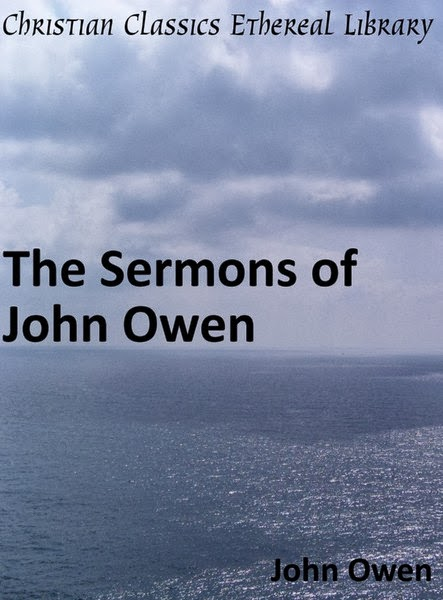 John Owen-The Sermons Of John Owen-