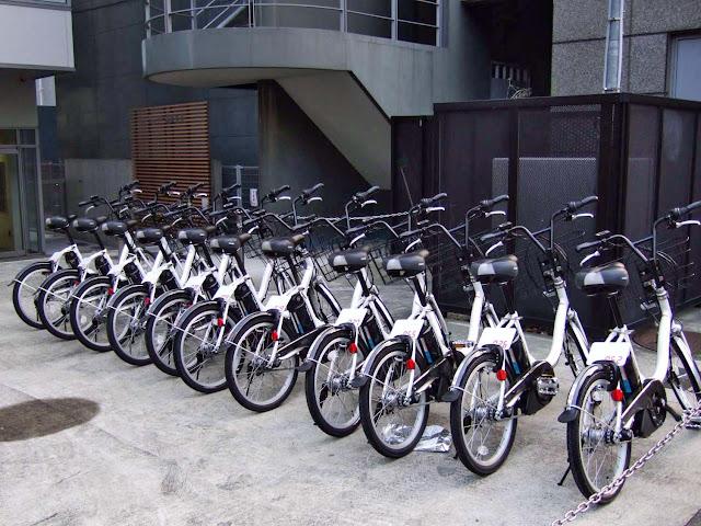 自転車,原宿〈著作権フリー無料画像〉Free Stock Photos
