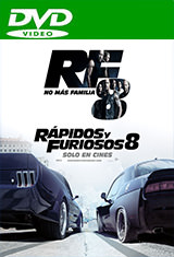 Rápidos y furiosos 8 (2017) DVDRip Latino AC3 5.1 / Español Castellano MIC Dubbed HQ