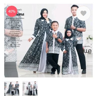 Family Couple Berliana baju couple keluarga baju lebaran couple baju batik couple kluarga baju muslim couple