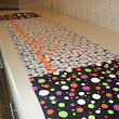 Halloween Eyeball Table Runner From SewcialStudies101