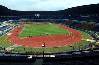 Stadion GBLA Gedebage Bandung
