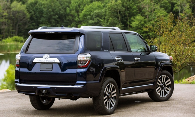 2016 Toyota 4runner Sel Redesign Price And Release Date