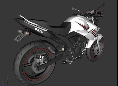 GTA SA - FAZER 250 2014 3