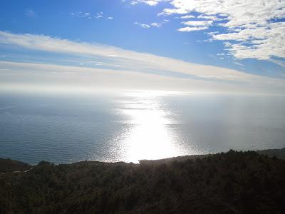 Parc natural de la Serra d'Irta Peñiscola Costa del Azahar Castellon