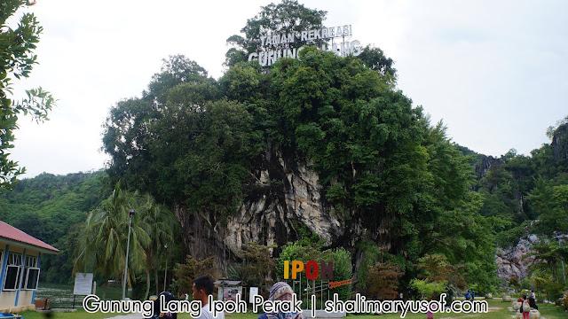 Taman Rekreasi Gunung Lang Salah Satu Tempat Menarik Di Ipoh Perak
