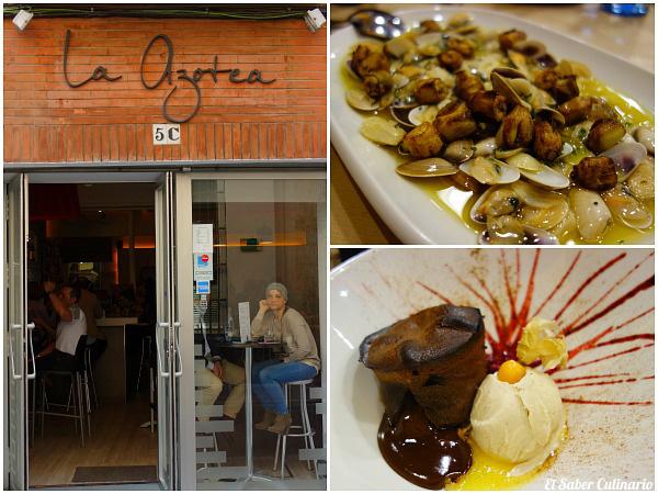 La Azotea bar de tapas Sevilla