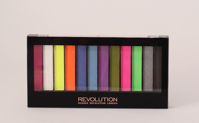 Makeup Revolution Acid Brights