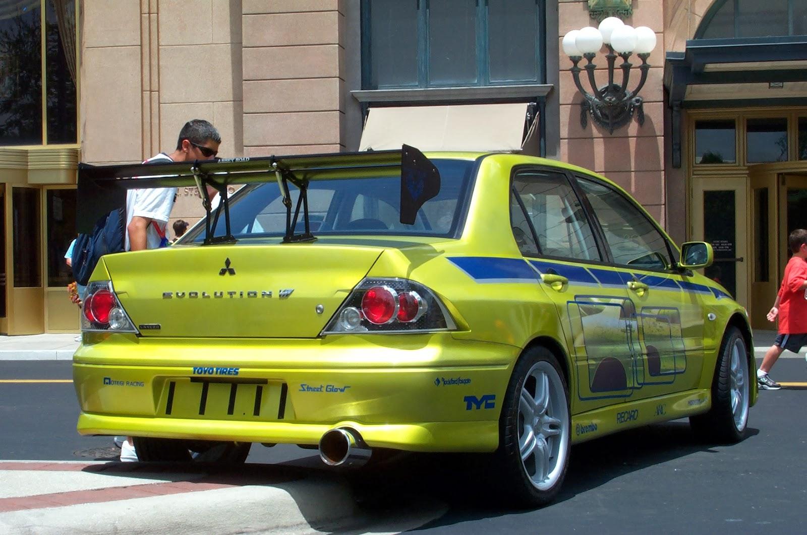 ZionCars: Carros De Brian O'conner